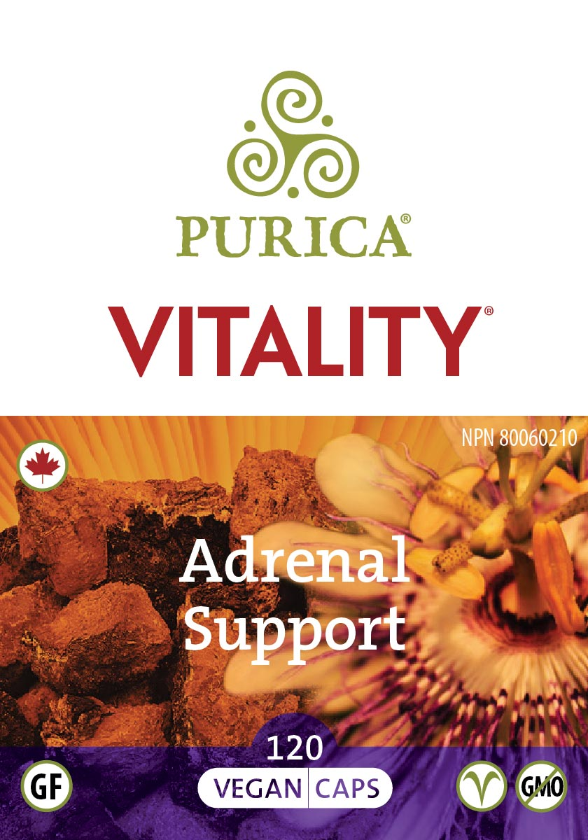 Purica Vitality Capsules Purica